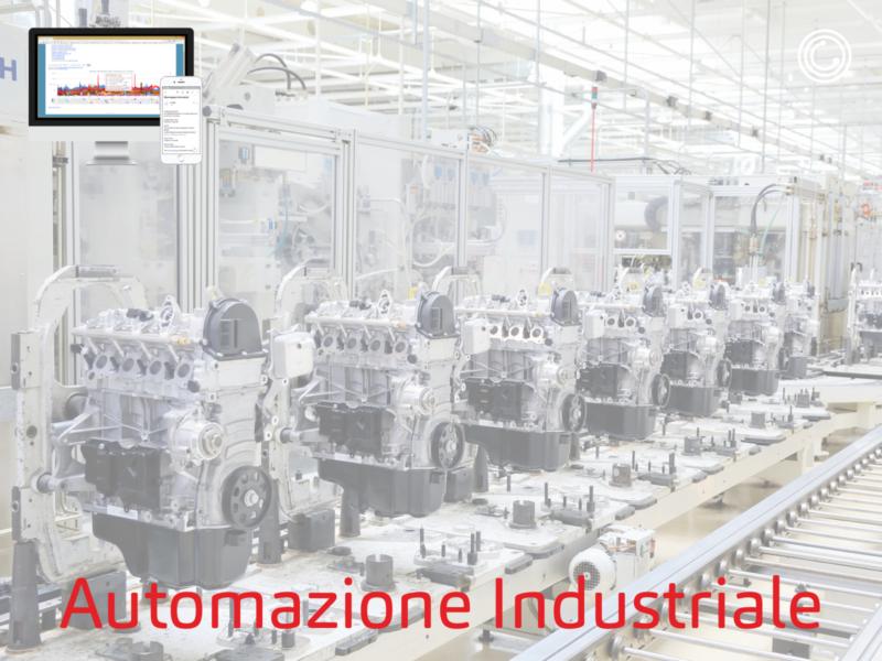 Ynnova Clienti Automazione Industriale Industria40 IoT Tecnologia