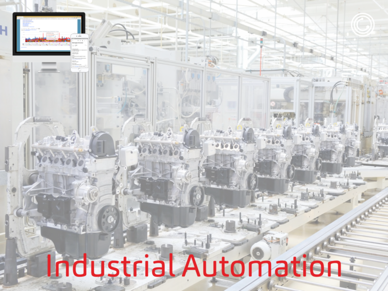 Industrial Automation Ynnova Reference Sectors
