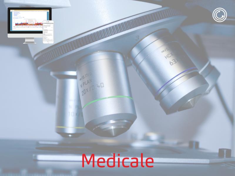 Ynnova Settore Medicale Healthcare IoT Apparecchiature mediche