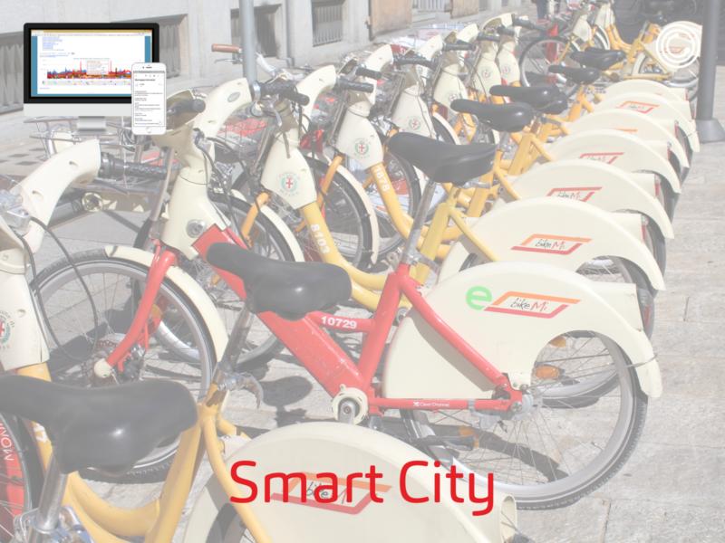 Ynnova SmartCity Network Oggetti Connessi